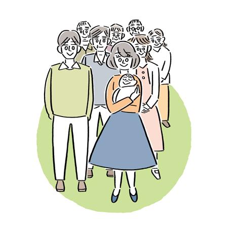 心理カウンセリング 箕面・豊中・吹田 「心の病」克服は 家族への愛に気が付くこと