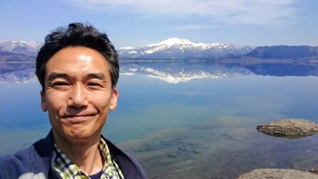 田沢湖の私