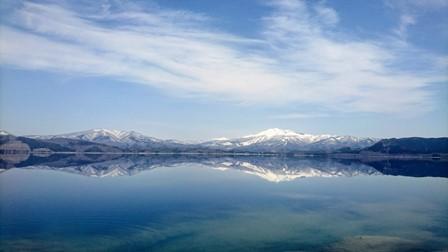 田沢湖 画像